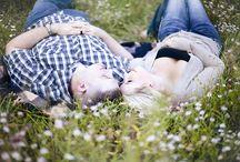 Engagement photo ideas  / by Amanda Baughman