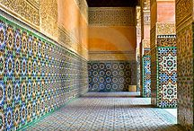 Colorful Morocco / by Brenda