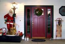 CHRISTMAS AT WOODWARD FARM / by Linda Miller Woodward