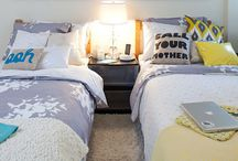 dorm room ideas / by Mary Wagner