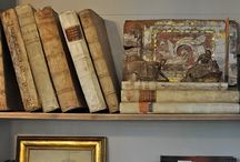 Bookcases / by Randy Susan Meyers
