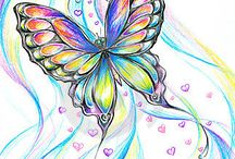 Butterfly / by Susanne Mackenzie