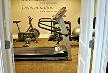 exercise room / by Tarian Kraemer
