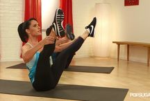 Fitness: Yoga and Pilates / by Erin Blanco