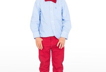 Literal Hipster boys / Cute, not-so-butch clothes for the 5-8 XYs. / by Stephanie Ward