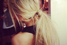 Hair / by Shania Gallagher