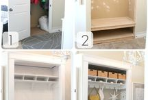 Mudroom / by InspireJuice For Janice