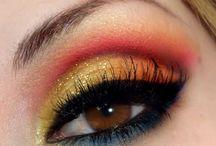 makeup love / by Sumera Naveed