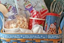 Gift Basket Ideas / Ideas for gift baskets / by Bonka Perry