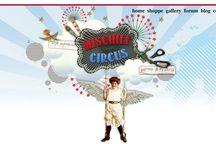 Mischief Circus / The best digital images around! / by Laure Janus