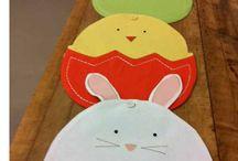 Spring/Easter ideas / by Sandra Burns