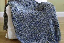 Crochet - Loom -Knitters - Macrame : ) / by Toni Grandon