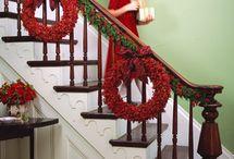 Christmas Decor / Christmas decorating.  / by Wanda Davis