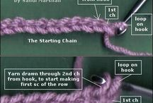 Crocheting / by Erin Jackson