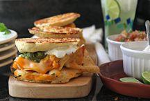 Sandwiches / by Paula Swope