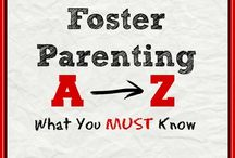 Foster Parenting / by Sheana Lindsey
