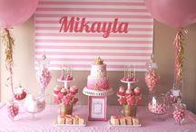Cake Design for Princess Cake / by Sierra Nething - Sweet Art Bake Shop