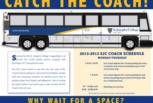 SJC Coach / by St. Joseph's College, New York