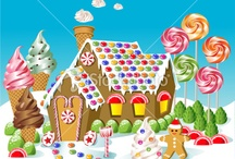 Candyland wallpapers & backgrounds♥♥♥ / by ♥Clary♥