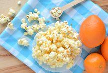 I Dream in...Orange  / by I Pop Cakes
