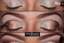 make-up / by Mariana