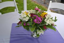 Floral Arrangements / A look at Floral Arrangements from our Wine & Roses Garden Party and Uncanoonuc Mt. Perennials / by New Hampshire Food Bank