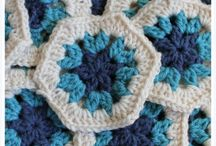Crochet Tutorials & Inspiration / Collection of crochet tutorials and beautiful inspirational projects including blankets, scarves, hats, bags, granny squares and shawls, plus tips and tricks. / by The Crafty Mummy