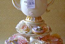 Party - Mom's Birthday  / by Michelle Tuma-Spano