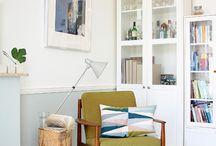 Chairs / by Liliana Eira