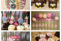 Iza's bday party ideas / by kendra Elizabeth