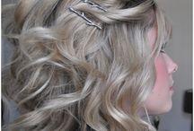 hair. / by Emily Tesh