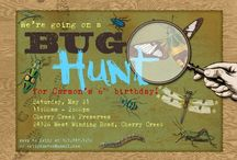 Going on a Bug Hunt / by B.Nute productions