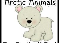 Arctic/Cold Theme / by Julie Bloyd
