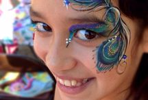 Face Painting and Makeup / by Luna Tick