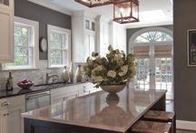 Kitchen remodel / by Katrina Sherfield