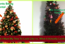 Christmas Decorations / by Erica Voll