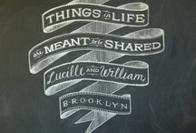 Chalkboards / by Lisa Nemetz