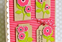 Tag Cards / by Maria Benitez
