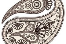 all things paisley / by Jennifer Garlie