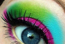 Makeup / by Jenna Whalen