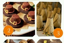 Fall food and decorating ideas / by Nancy Davidge