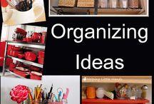 Organize / by LindsayandChad Holloway