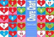 Chore Charts / by Reward Charts
