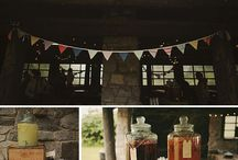 Buntings and Garland Happy / by Corrie Anne