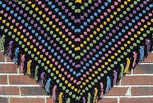 shawls / by Chryl Kaisler