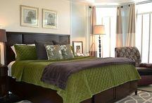 bedroom ideas / by Leah Leach