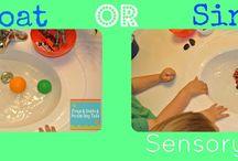 Creative Science Ideas for preschool / by Devorah Milecki