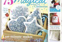 Cross Stitch Magazines / by natasja Koekoek