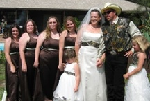 Camouflage  wedding / by Hand In