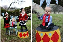 Circus/Carnival Birthday Party Ideas / by Nelly Ramos
